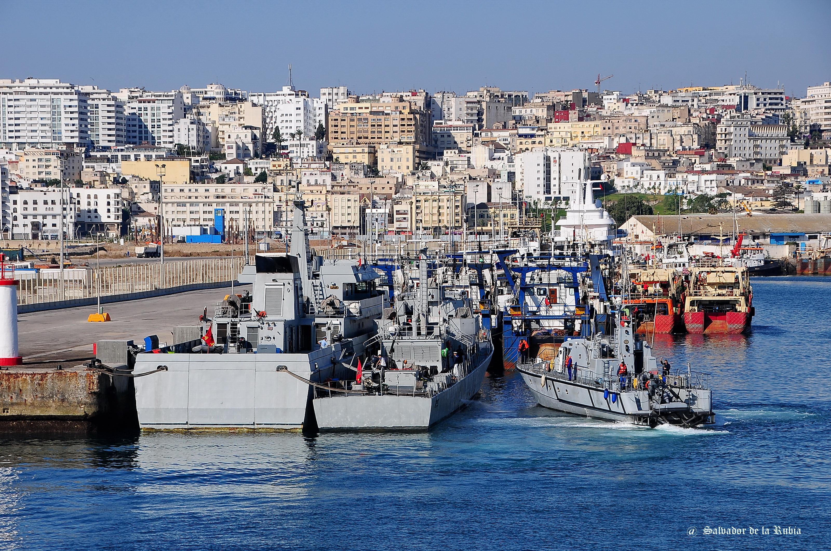 Royal Moroccan Navy Patrol Boats / Patrouilleurs de la Marine Marocaine - Page 12 2697016