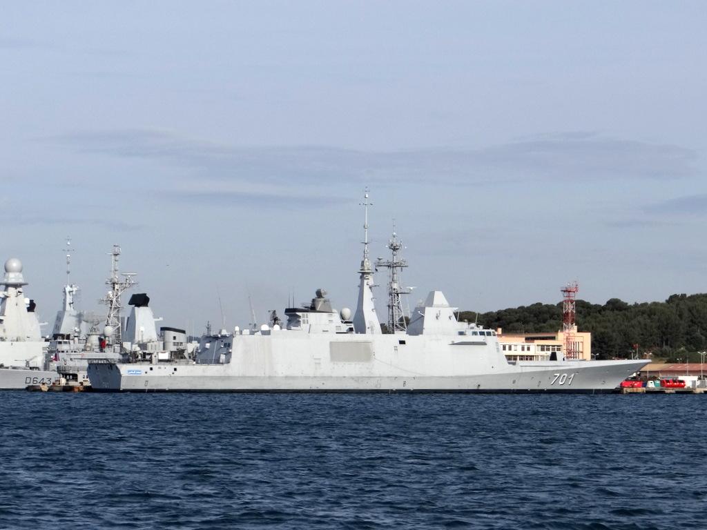 Royal Moroccan Navy FREMM Frigate / FREMM Marocaine - Mohammed VI - Page 13 3069416