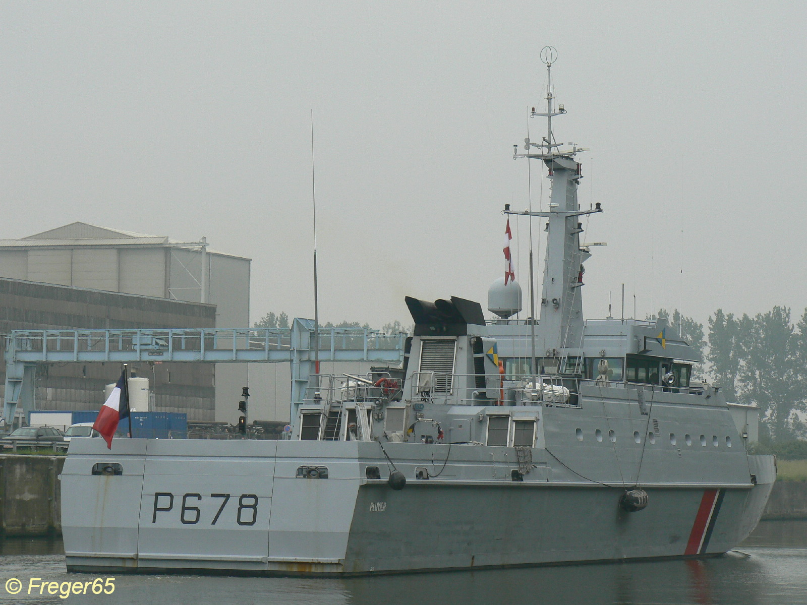 Les patrouilleurs de la Marine Nationale 667936