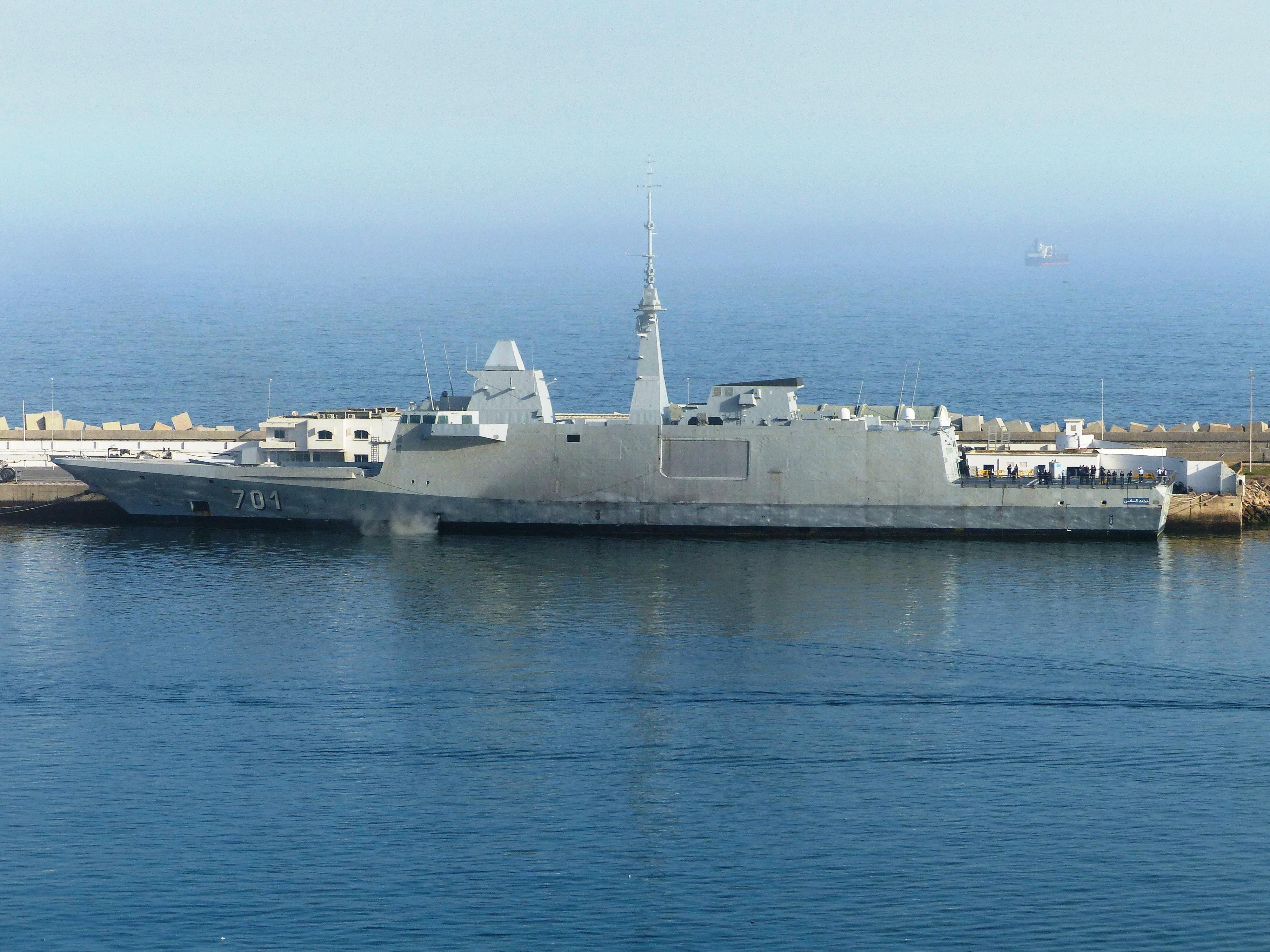Royal Moroccan Navy FREMM Frigate / FREMM Marocaine - Mohammed VI - Page 13 3069346