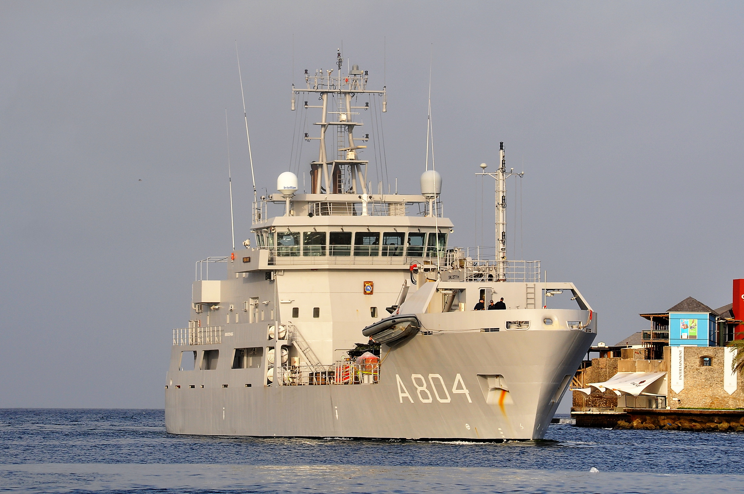 Logistic support vessel HNLMS Pelikaan (A804) 2669746