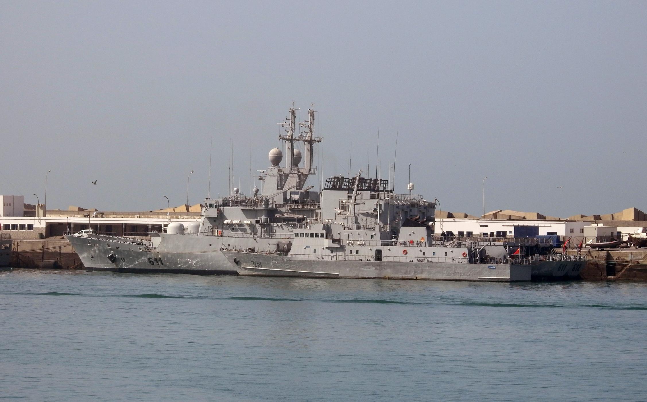 Royal Moroccan Navy Floréal Frigates / Frégates Floréal Marocaines - Page 14 3043066