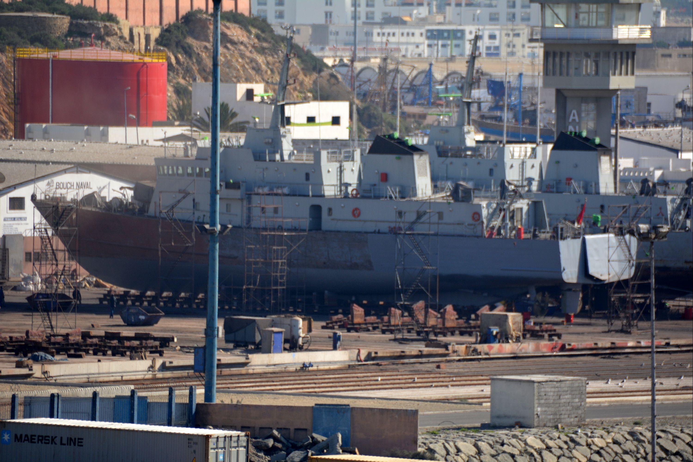Royal Moroccan Navy Patrol Boats / Patrouilleurs de la Marine Marocaine - Page 12 2640776