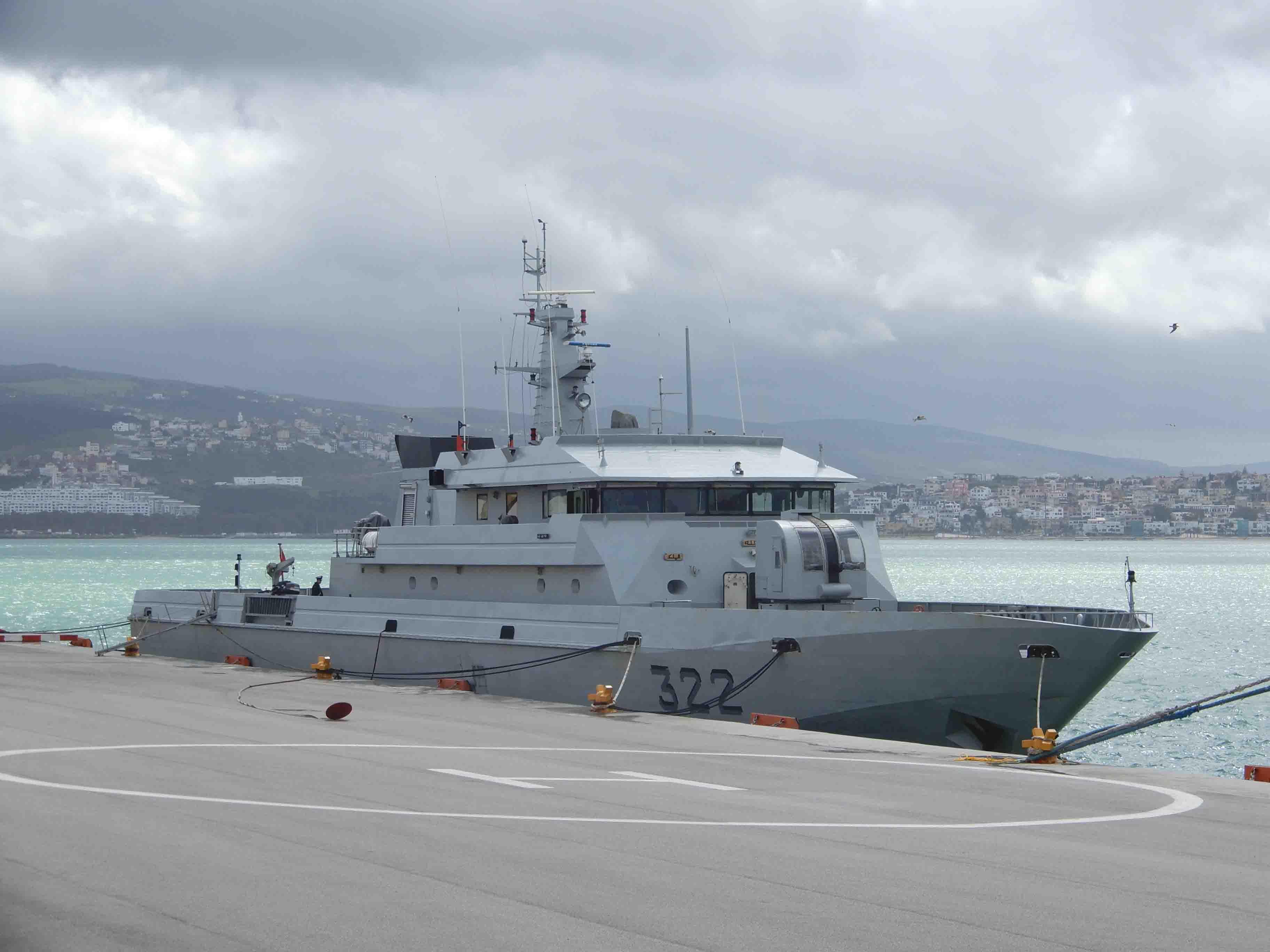 Royal Moroccan Navy Patrol Boats / Patrouilleurs de la Marine Marocaine - Page 13 2846976