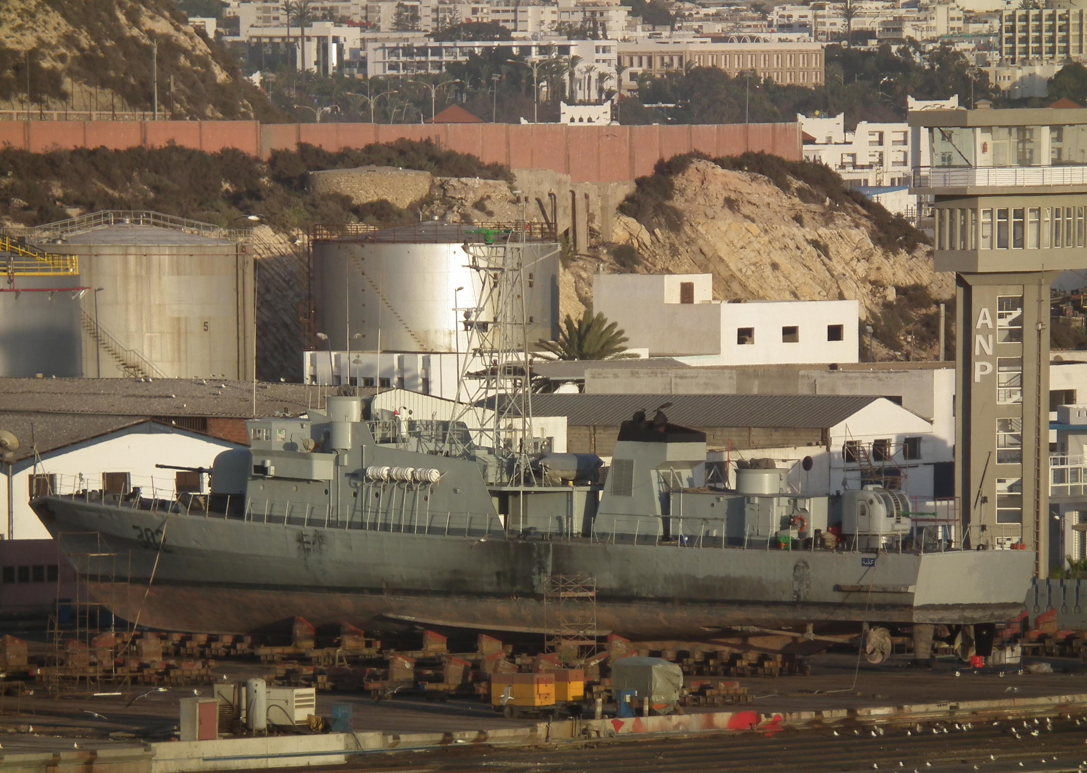 Royal Moroccan Navy Patrol Boats / Patrouilleurs de la Marine Marocaine - Page 12 2422217