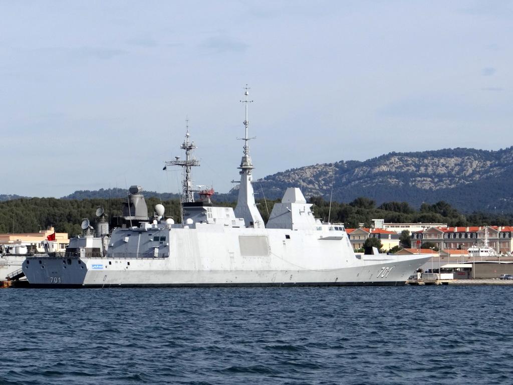 Royal Moroccan Navy FREMM Frigate / FREMM Marocaine - Mohammed VI - Page 13 3069417