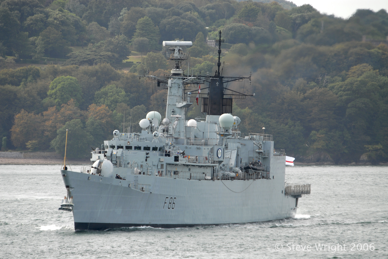 Type 22 Class frigate 291927
