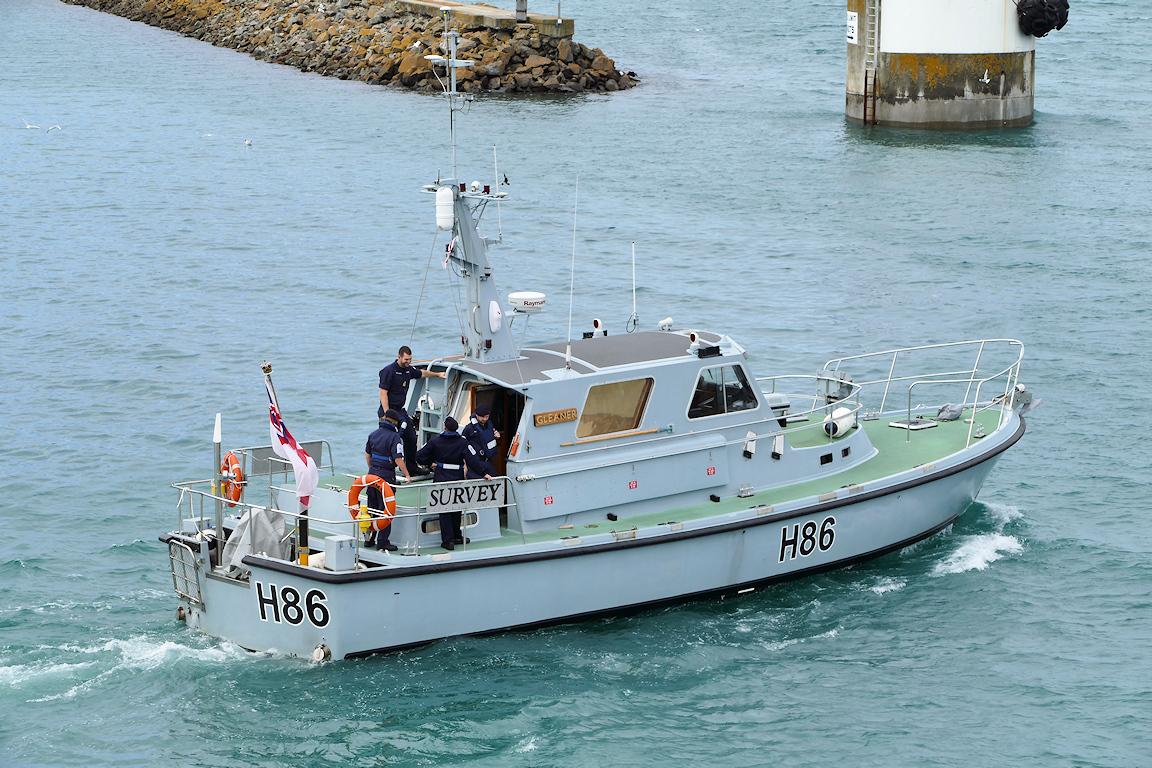 Survey & Hydrographic/Oceanographic Vessels 2693047