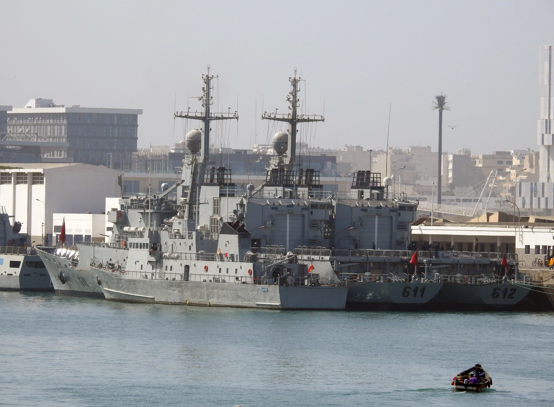 Royal Moroccan Navy Floréal Frigates / Frégates Floréal Marocaines - Page 14 3043067