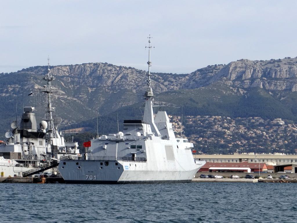 Royal Moroccan Navy FREMM Frigate / FREMM Marocaine - Mohammed VI - Page 13 3069418