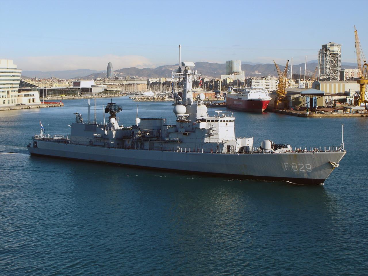 M-klasse fregatten (Karel Doorman M-class frigates) 162638