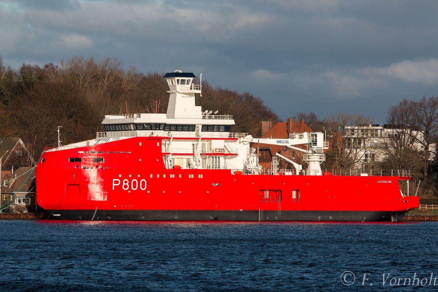 B3M - Navire Logistique Polaire 2594638