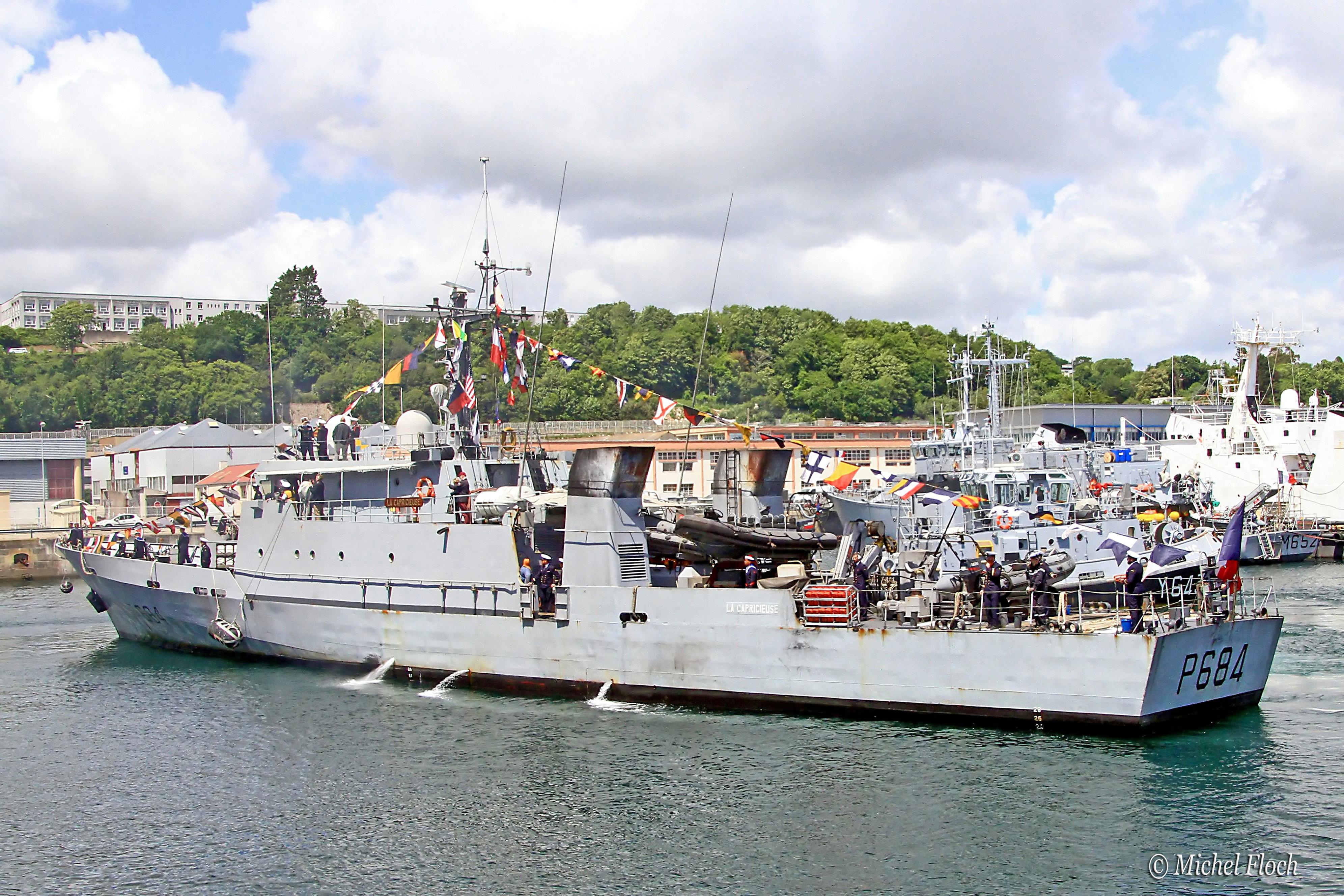 Les patrouilleurs de la Marine Nationale - Page 5 2690309