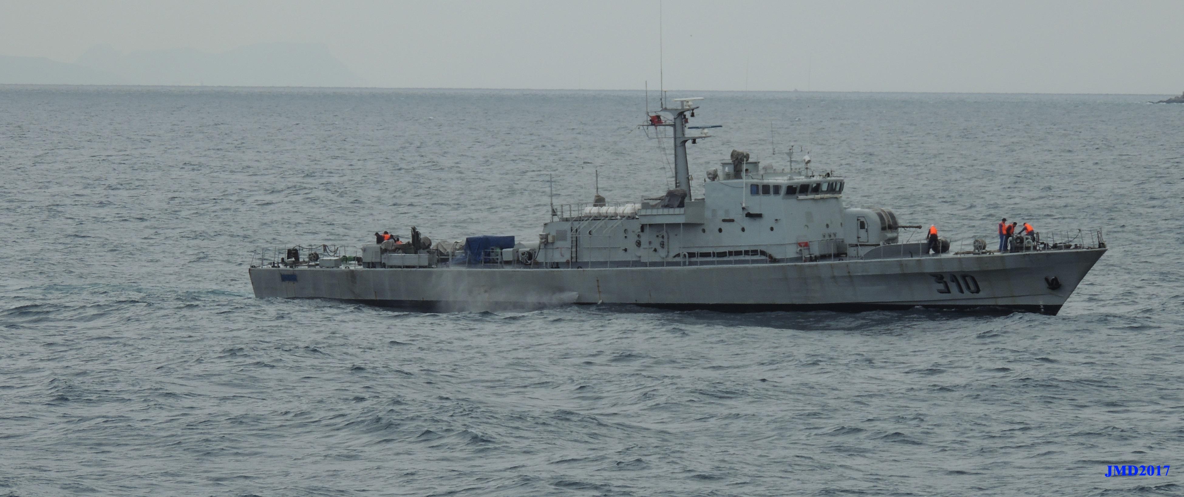 Royal Moroccan Navy Patrol Boats / Patrouilleurs de la Marine Marocaine - Page 12 2634929