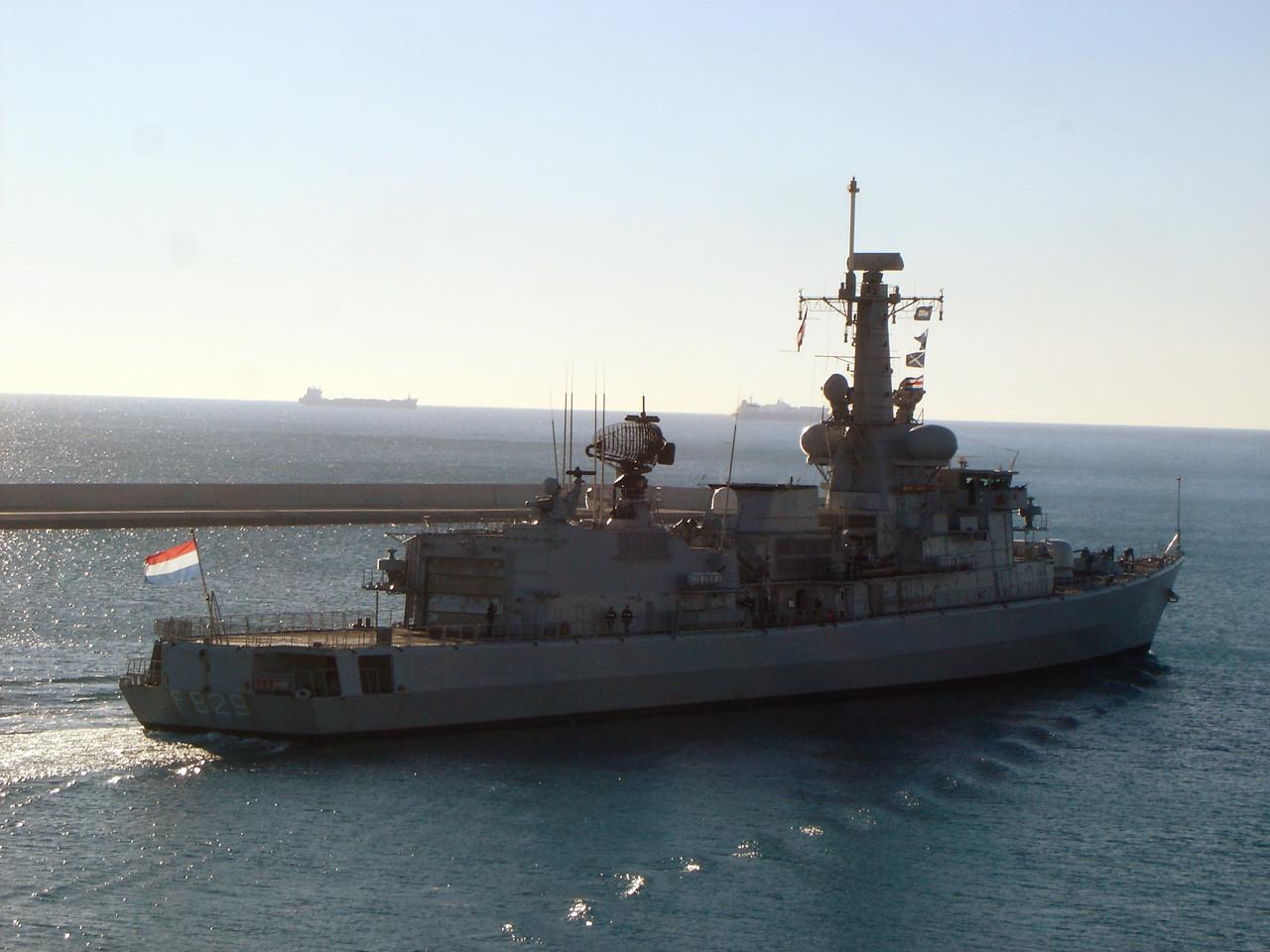M-klasse fregatten (Karel Doorman M-class frigates) 162639