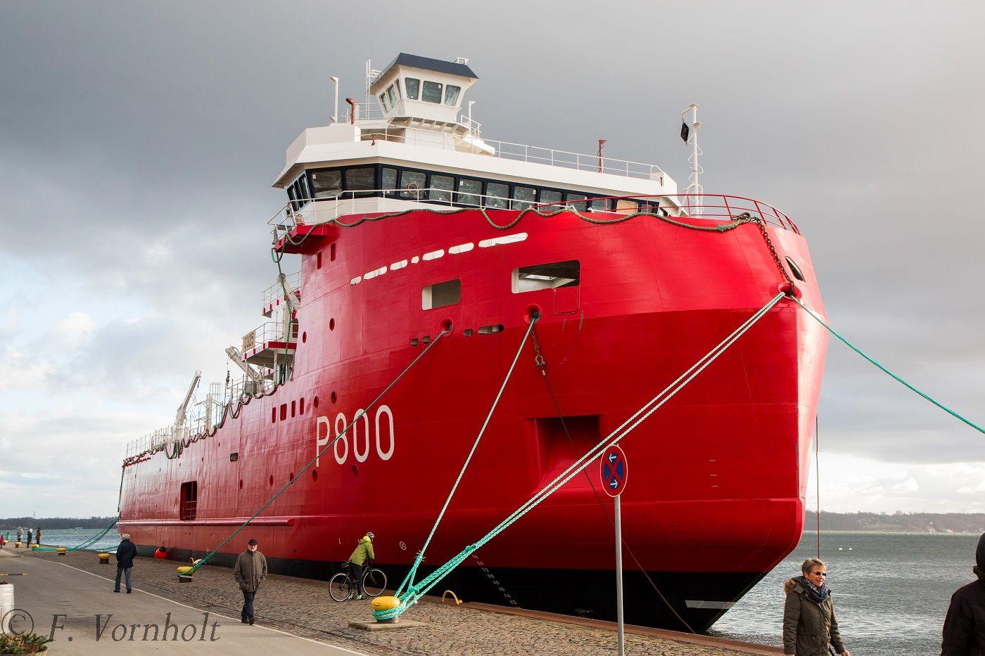 B3M - Navire Logistique Polaire 2594639