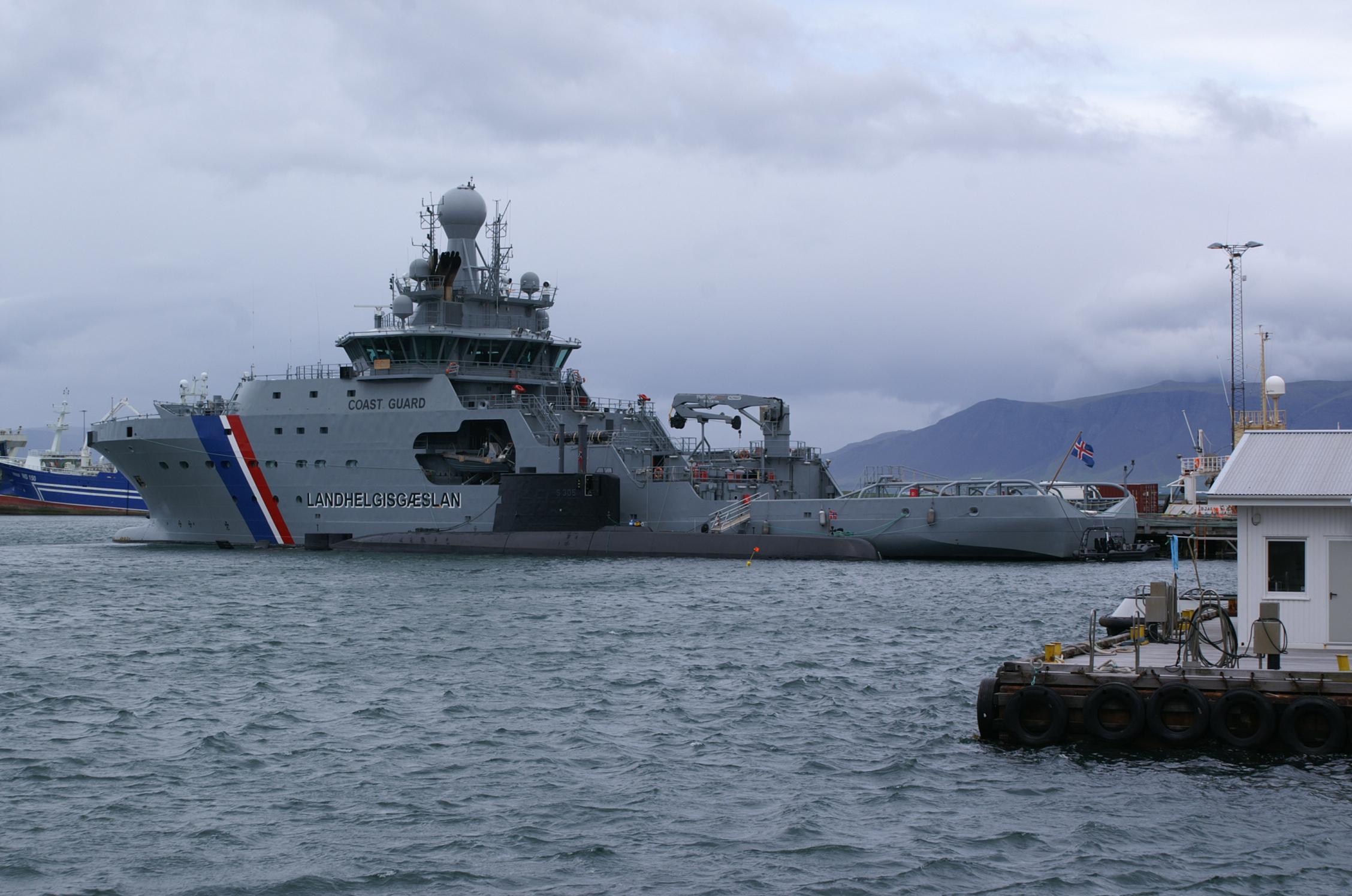 Garde-côtes d'Islande - Icelandic Coast Guard 2694759