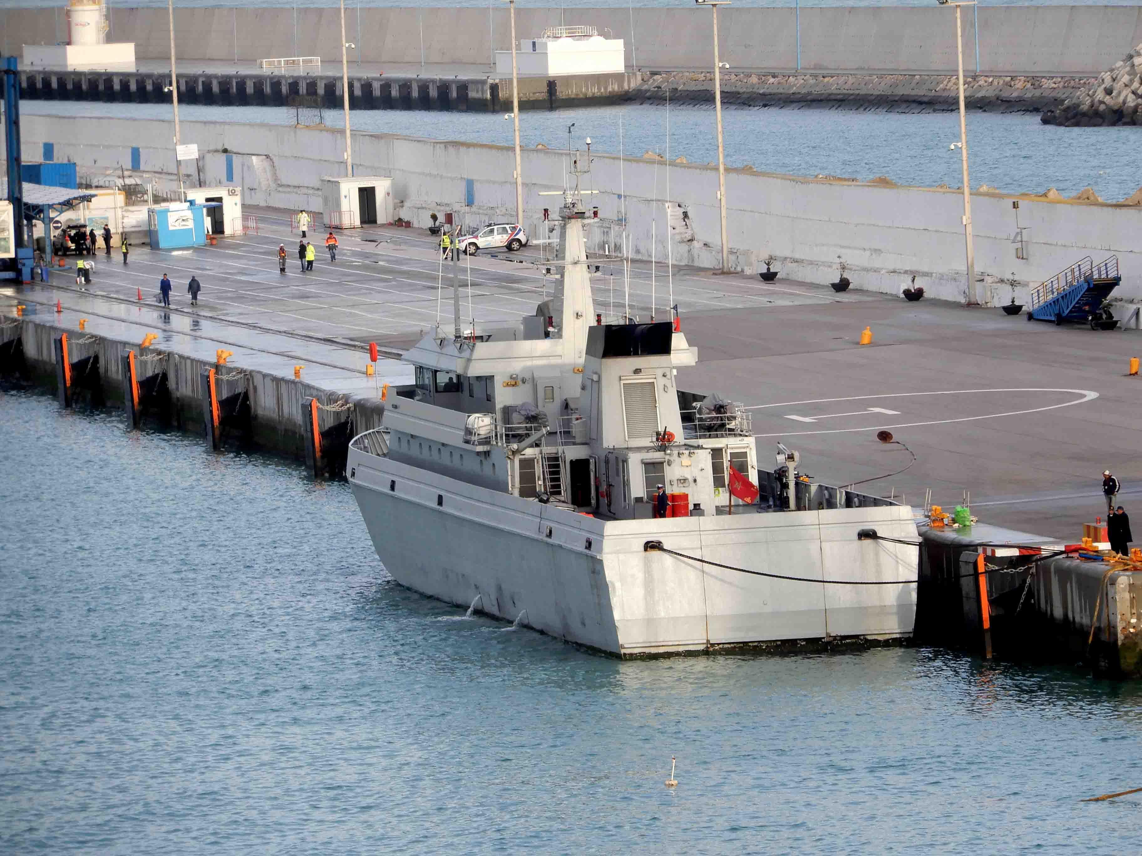 Royal Moroccan Navy Patrol Boats / Patrouilleurs de la Marine Marocaine - Page 13 2846969