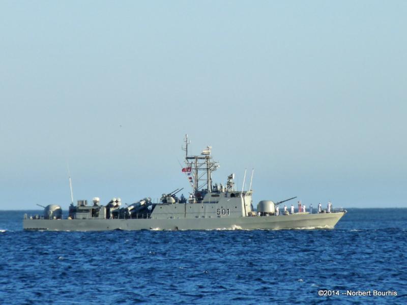 Marine Tunisienne - Tunisian Navy 2384453