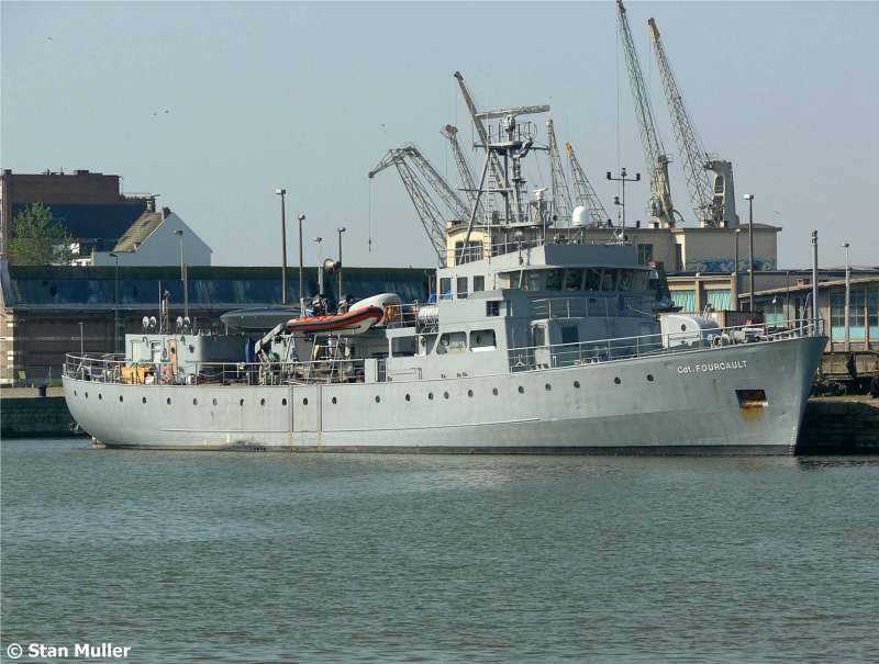 Force Navale Belge 627409