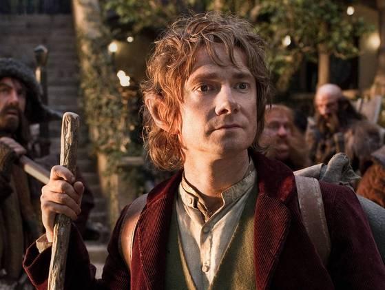 [Buyer] Short Blonde/Brown wig Bilbo