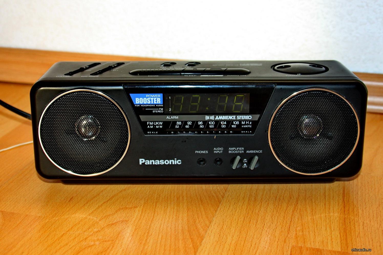 Como tudo começou... Panasonic_RC-X210