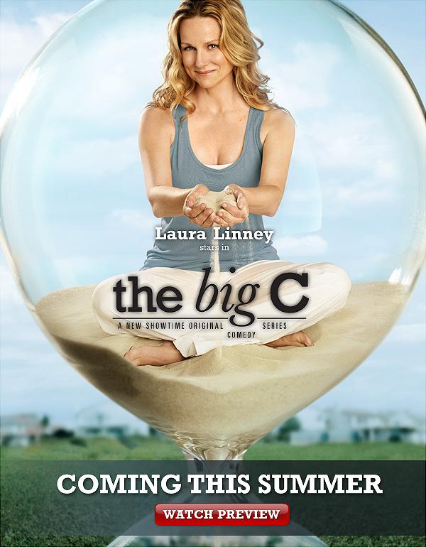 """Serie TV > """"The Big C"""" [T.3] Keyart"""