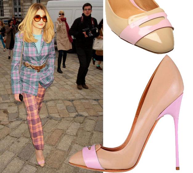 Fashion, Moda, Maquillaje de Girls Aloud Nicola-roberts-kurt-geiger-elm