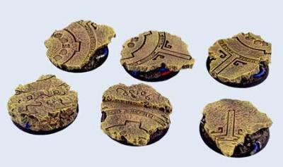 Ideas on a ruined Eldar Temple style basing 53b779b1786a90241704e1bbff868f5f