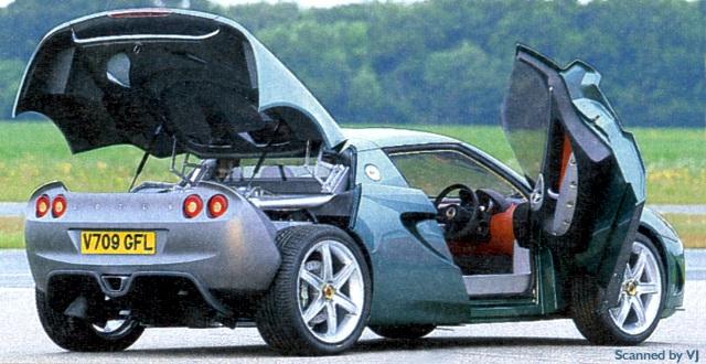 Lotus M250 - Una Supercar da 250 all'ora 2000%20Lotus%20M%20250%20-%20rVr