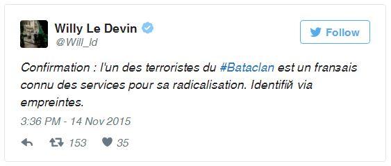 جارديان : العثور على جواز سفر مصري مع أحد منفذي «هجمات باريس» 4603754