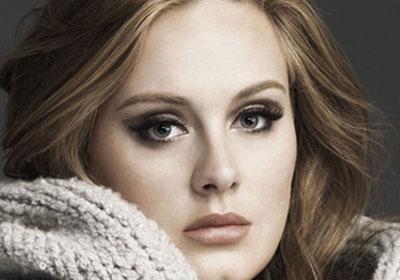 أديل تفوز بجائزة أفضل أغنية عن سكاي فول بجولدن جلوب Adele-34