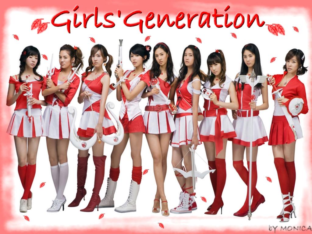 تقرير عن اشهر الفرق الكورية Girls Generation 020511