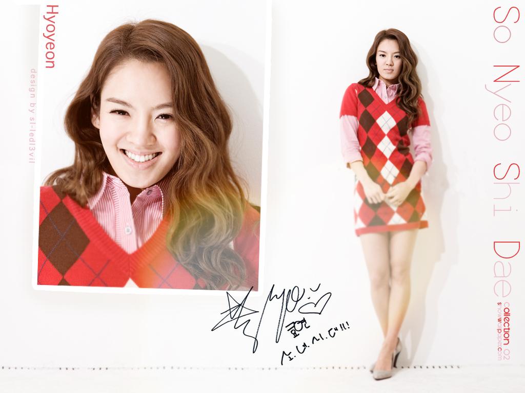 [PICS] Hyoyeon Wallpaper Collection  026626