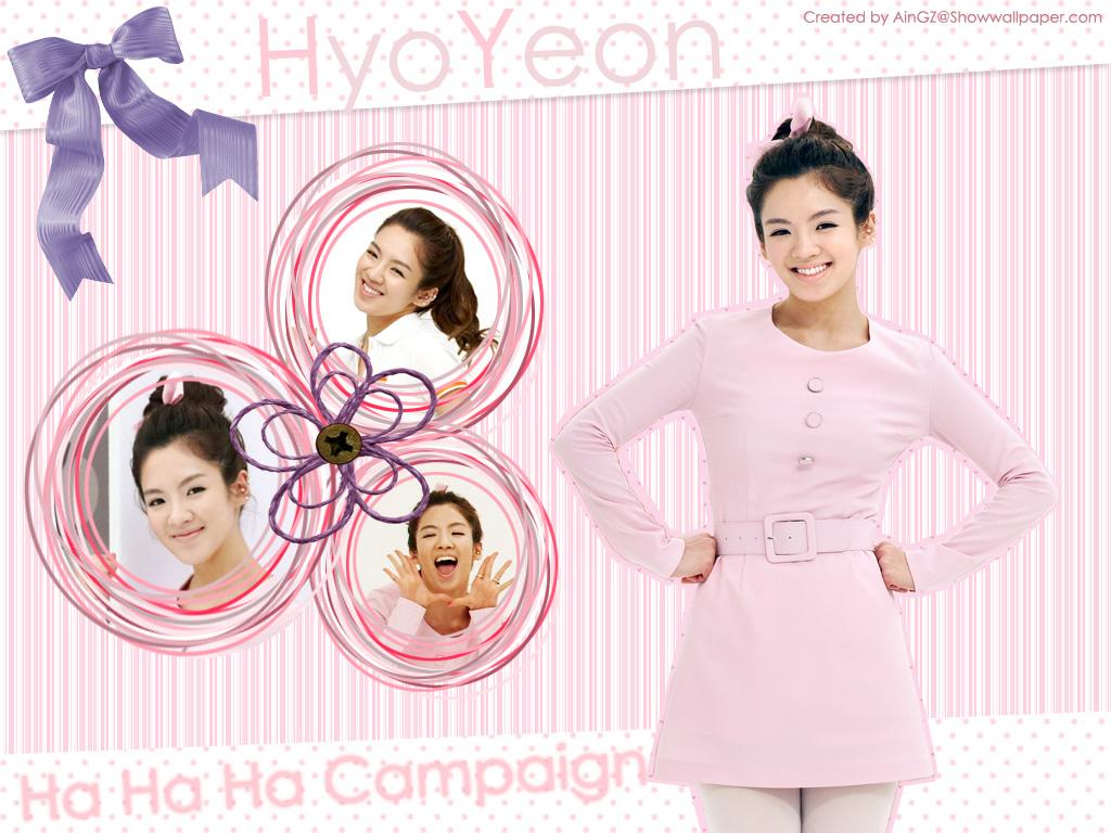 [PICS] Hyoyeon Wallpaper Collection  029611