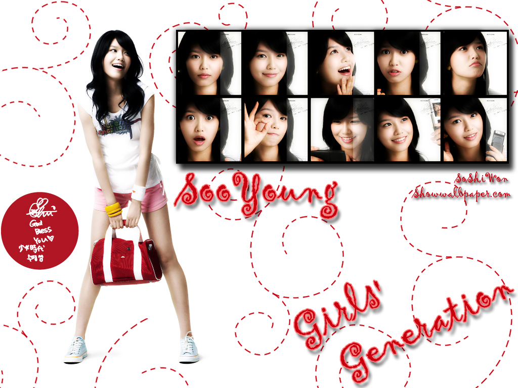 [PICS] Sooyoung Wallpaper Collection 030817