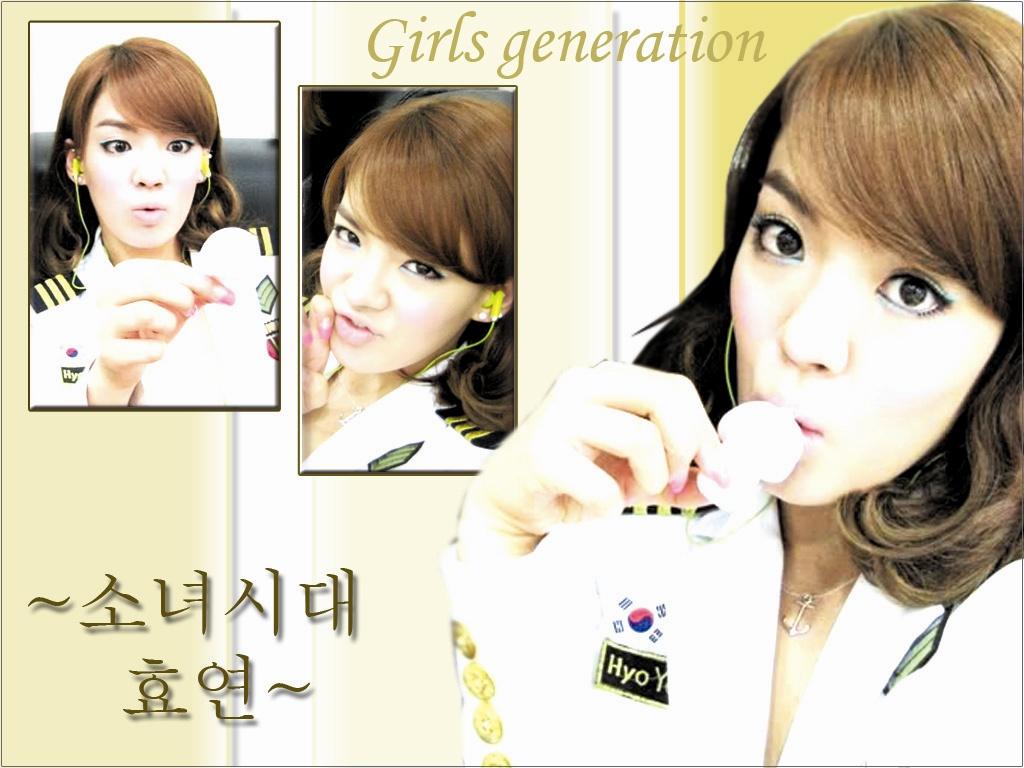 [PICS] Hyoyeon Wallpaper Collection  034441