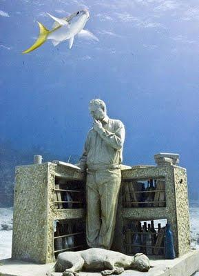 Muzeu me i madh i skulturave nenujore Underwater_sculptures_14
