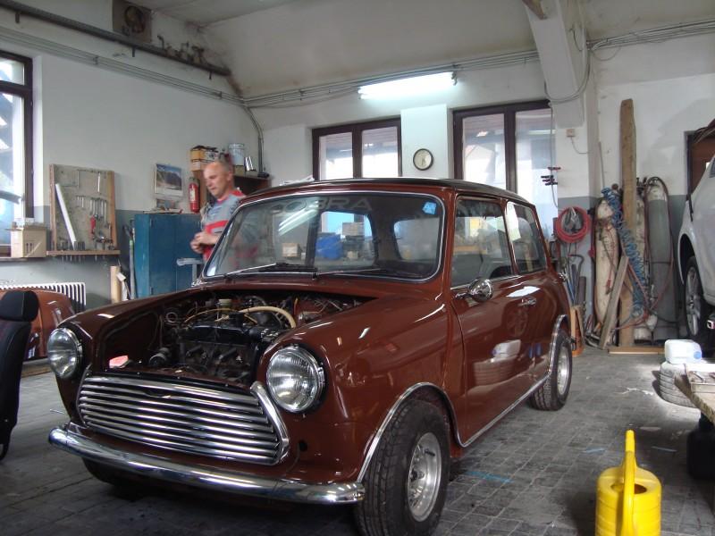 Austin Mini 1000 ˝Browny˝ Dsc03693