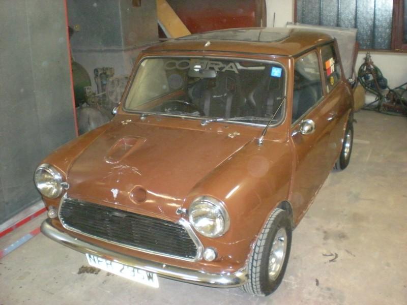Austin Mini 1000 ˝Browny˝ Dscn1492