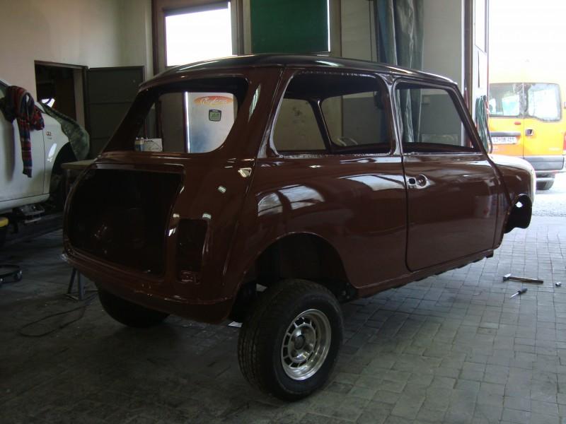 Austin Mini 1000 ˝Browny˝ Dsc03663