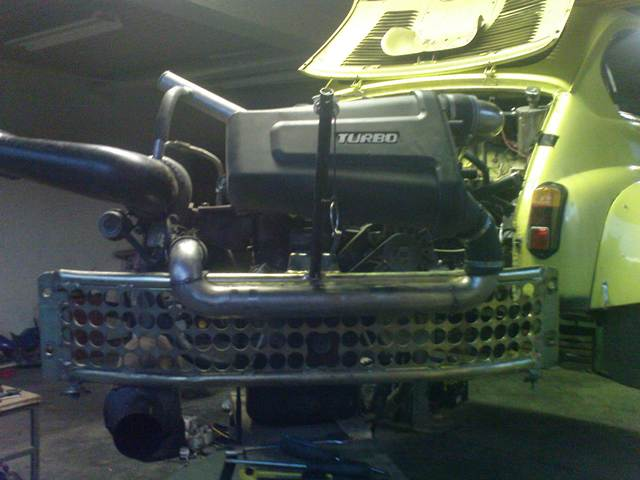 Fičo Turbo MRC Masina-1