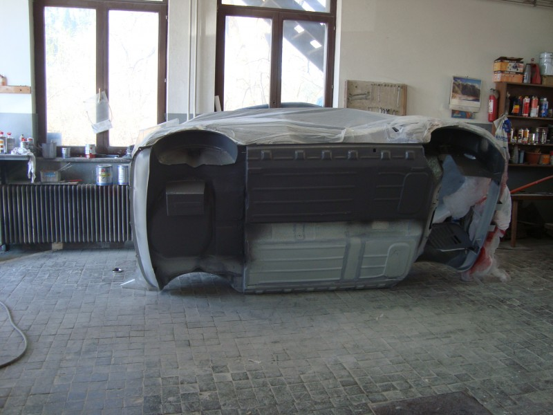 Austin Mini 1000 ˝Browny˝ Dsc03643