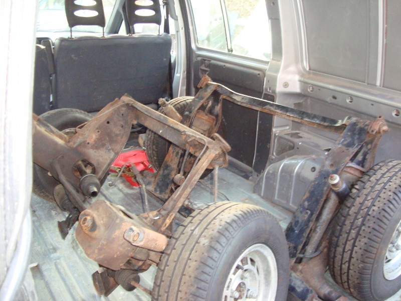 Austin Mini 1000 ˝Browny˝ Dsc02322
