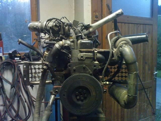 Fičo Turbo MRC Masina