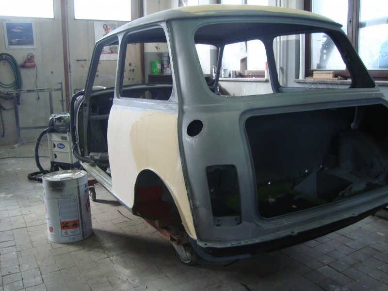 Austin Mini 1000 ˝Browny˝ Dsc03616