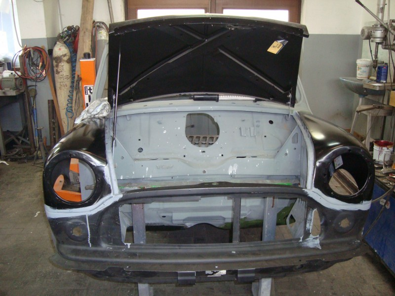 Austin Mini 1000 ˝Browny˝ Dsc03573