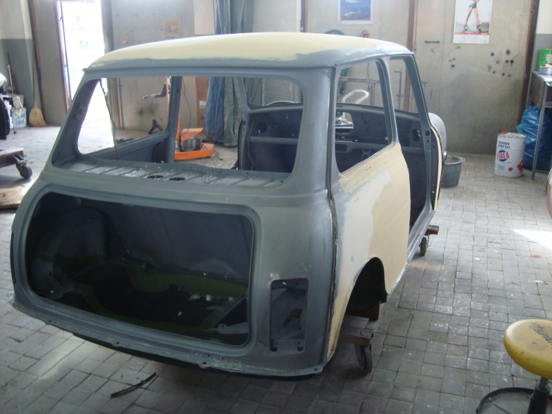 Austin Mini 1000 ˝Browny˝ Dsc03618