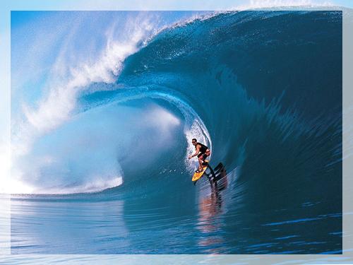 veliki valovi Surfanje