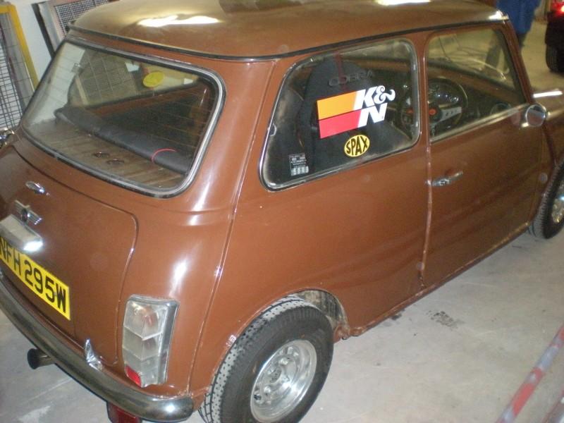 Austin Mini 1000 ˝Browny˝ Dscn1493